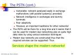 the pstn cont34