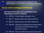 compilation of information technology and telecommunication statistics the philippine experience17
