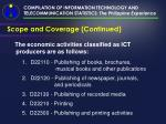 compilation of information technology and telecommunication statistics the philippine experience8
