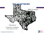 tex an network