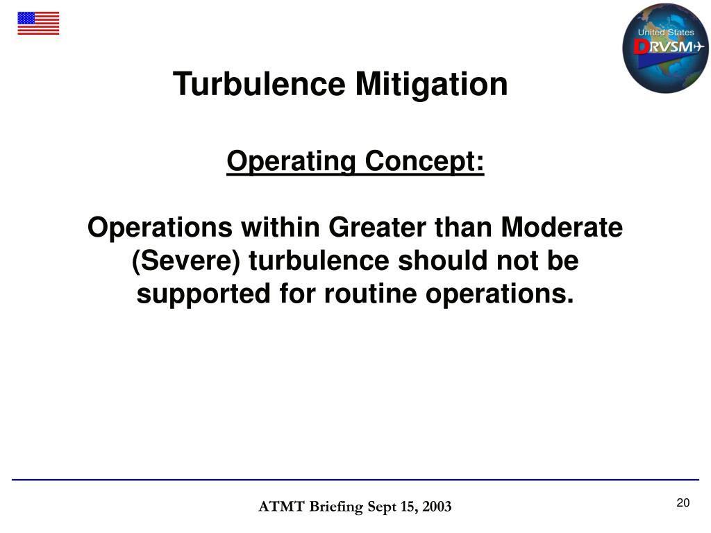 Turbulence Mitigation