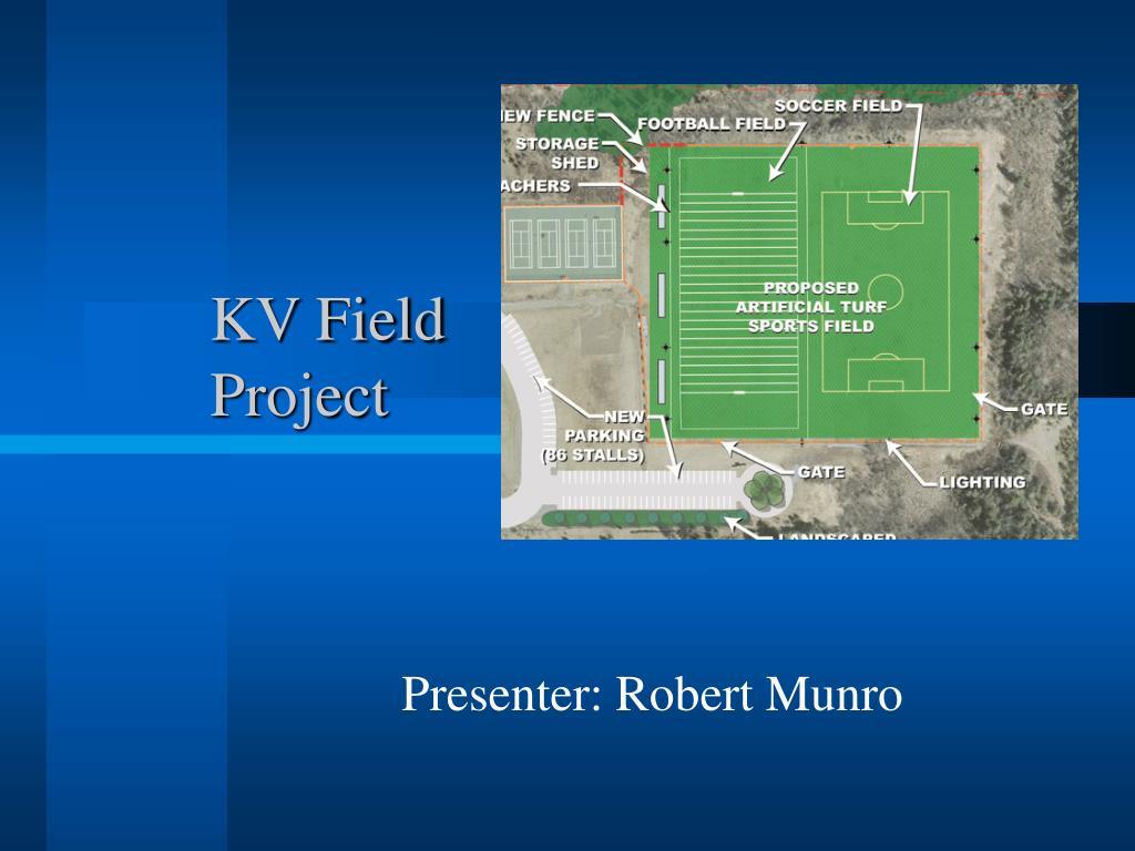 kv field project l.