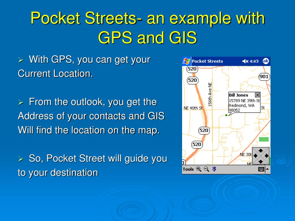 PPT - An Introduction to GIS and GPS Technology PowerPoint
