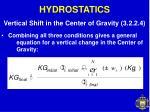 hydrostatics19