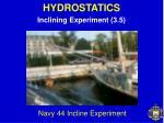hydrostatics44