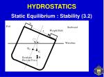 hydrostatics8