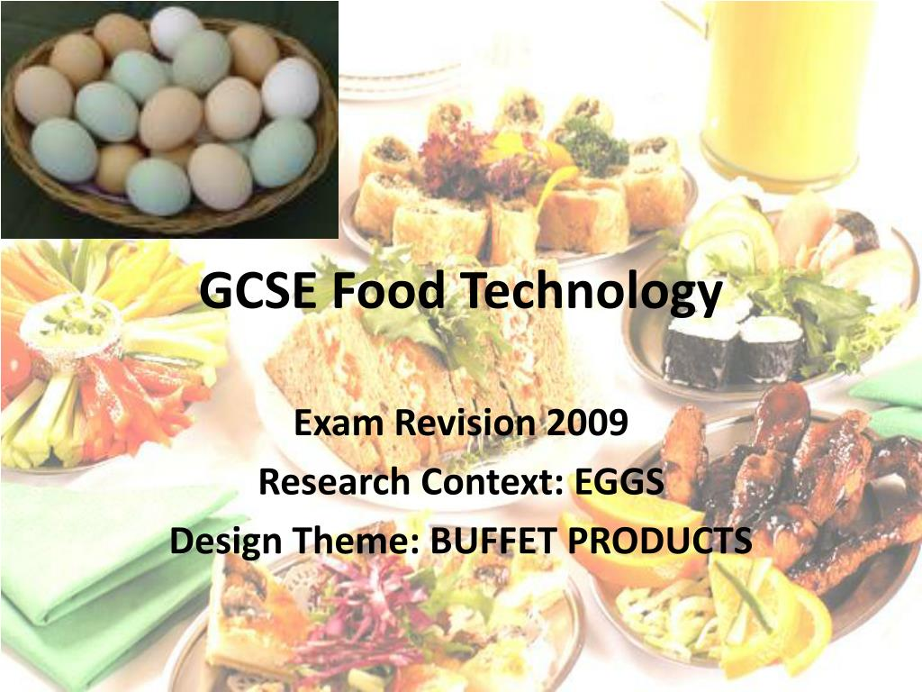 aqa gcse food tech coursework