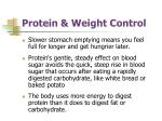 protein weight control70