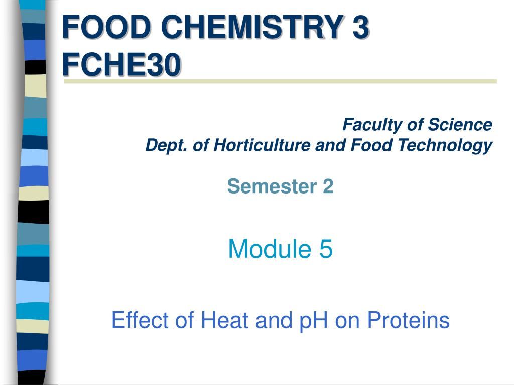 food chemistry 3 fche30 l.