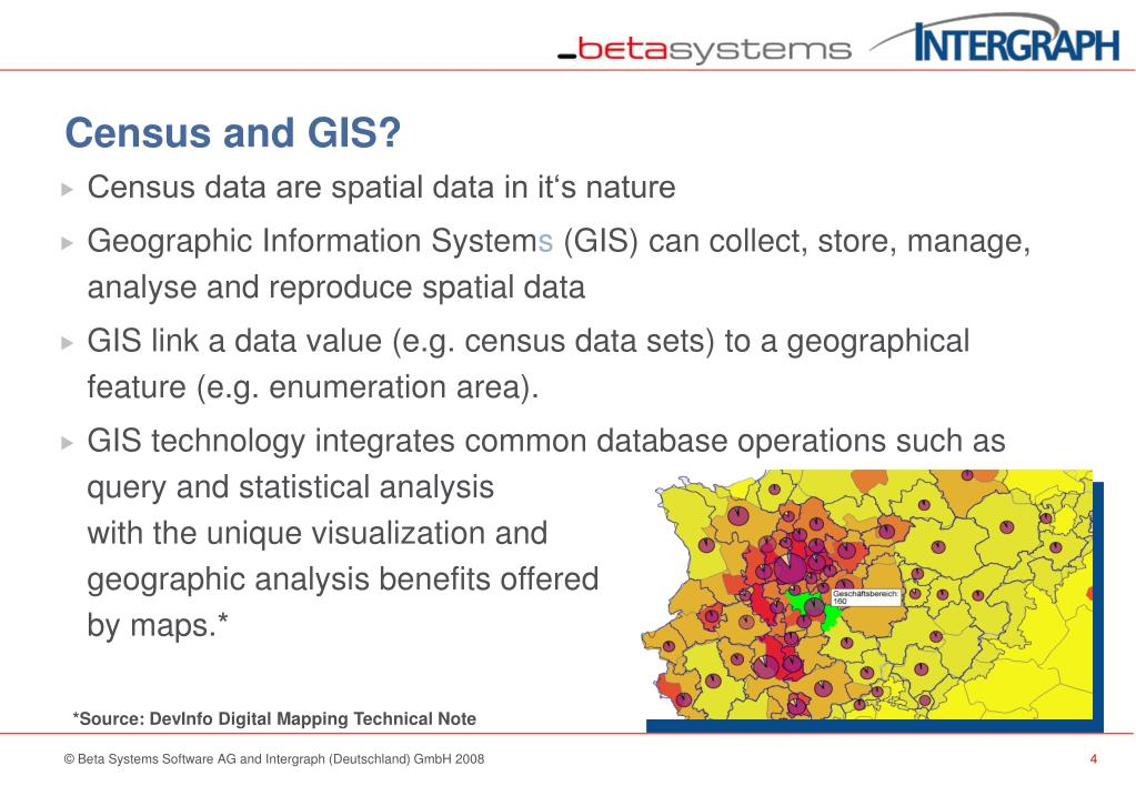 Census and GIS?
