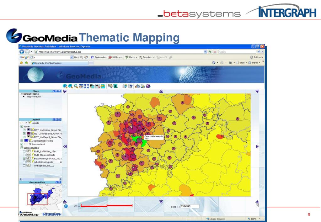 Thematic Mapping