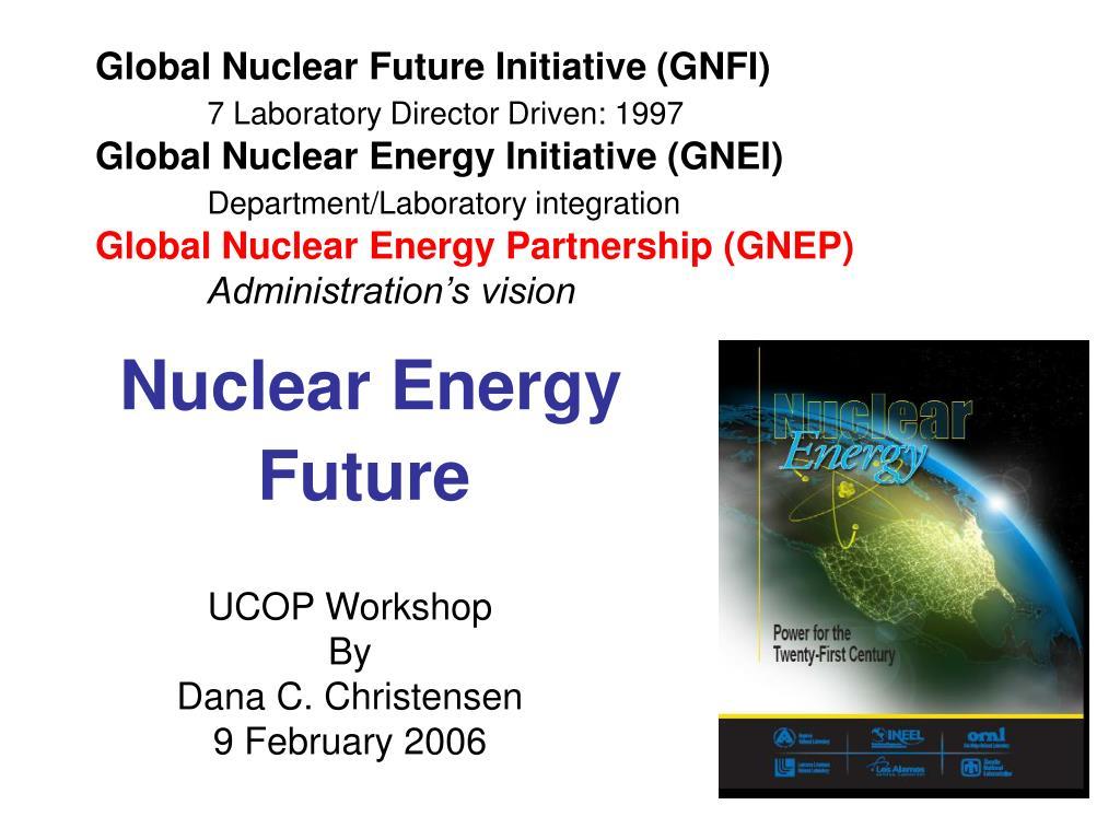 nuclear energy future l.