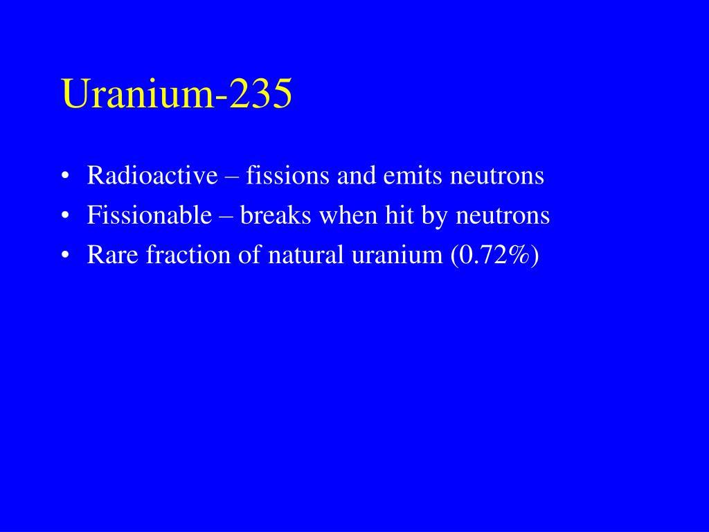Uranium-235