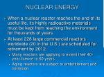 nuclear energy29