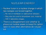 nuclear energy35