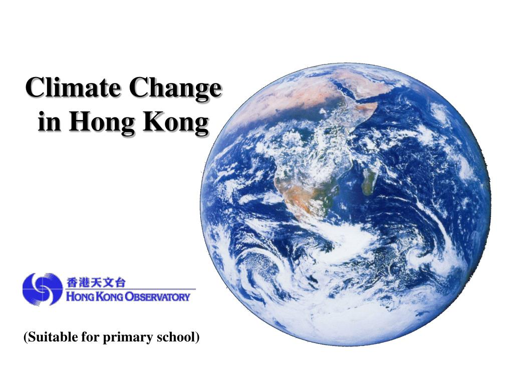 climate change in hong kong l.