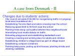 a case from denmark ii