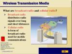 wireless transmission media46