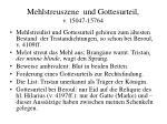mehlstreuszene und gottesurteil v 15047 15764