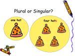 plural or singular5