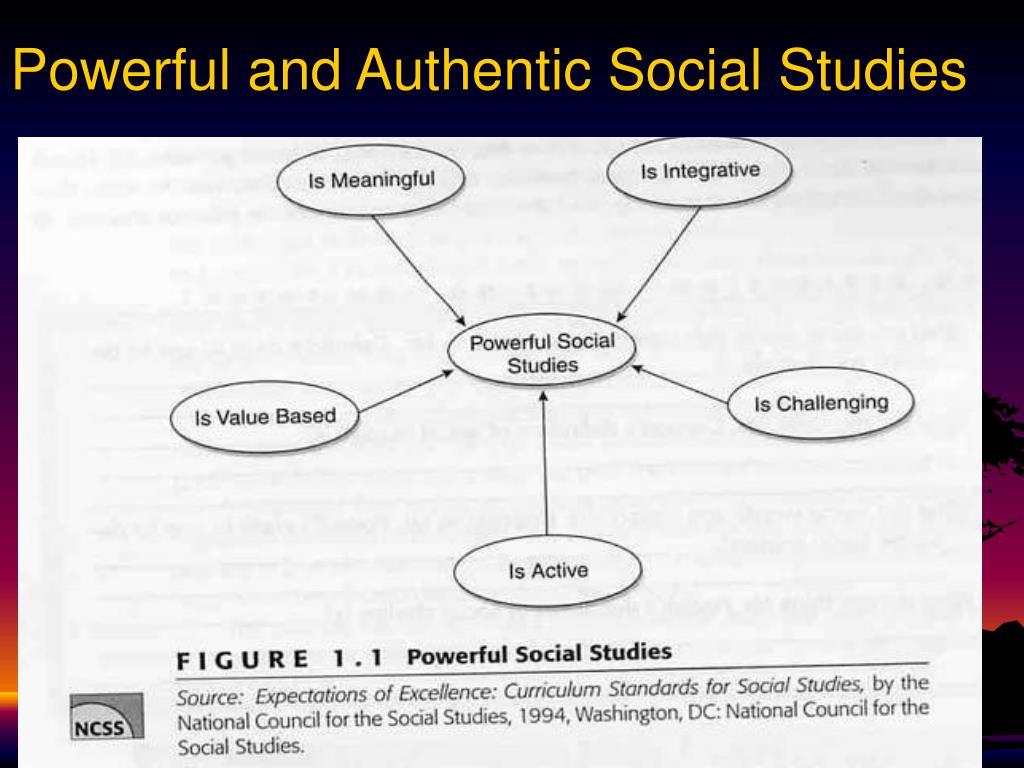 Powerful and Authentic Social Studies
