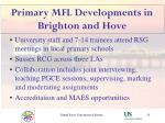 primary mfl developments in brighton and hove11