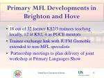 primary mfl developments in brighton and hove15