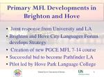 primary mfl developments in brighton and hove4