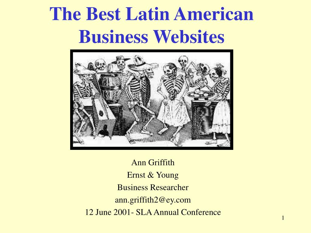the best latin american business websites l.