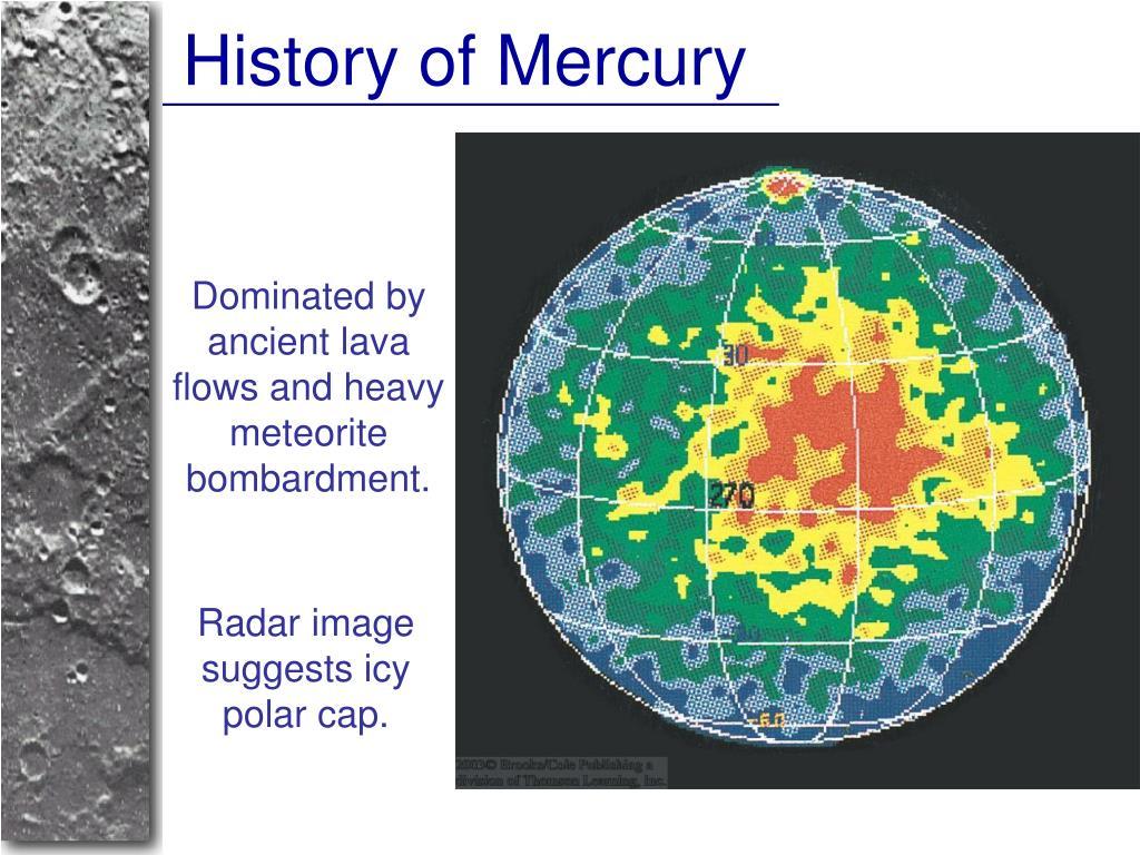 History of Mercury