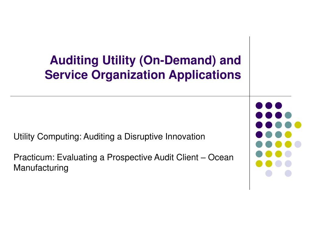 demand of auditing The requested audit is meant to uncover unauthorized installations of copyrighted software with the intent of recovering damages on behalf of the bsa/copyright owner unfortunately for the recipients, these audit demand letters start a process that ranges from a minor inconvenience to expensive and protracted litigation.