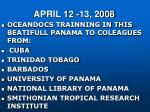 april 12 13 2008