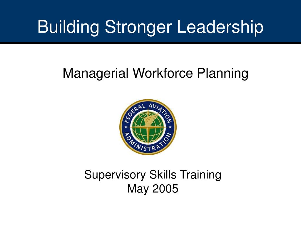 building stronger leadership l.