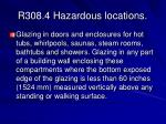 r308 4 hazardous locations