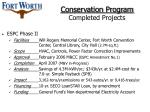 conservation program completed projects16