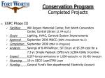 conservation program completed projects17