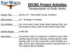 eecbg project activities transportation public works50