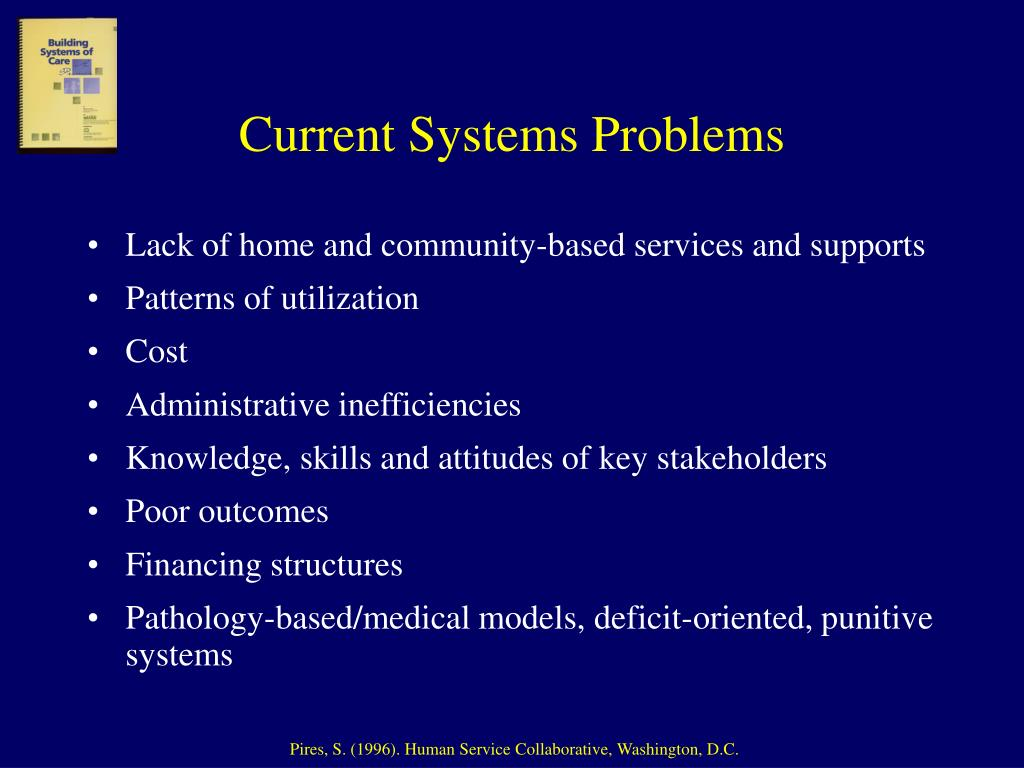 Current Systems Problems