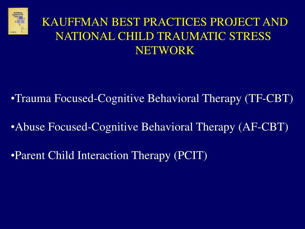 KAUFFMAN BEST PRACTICES PROJECT AND
