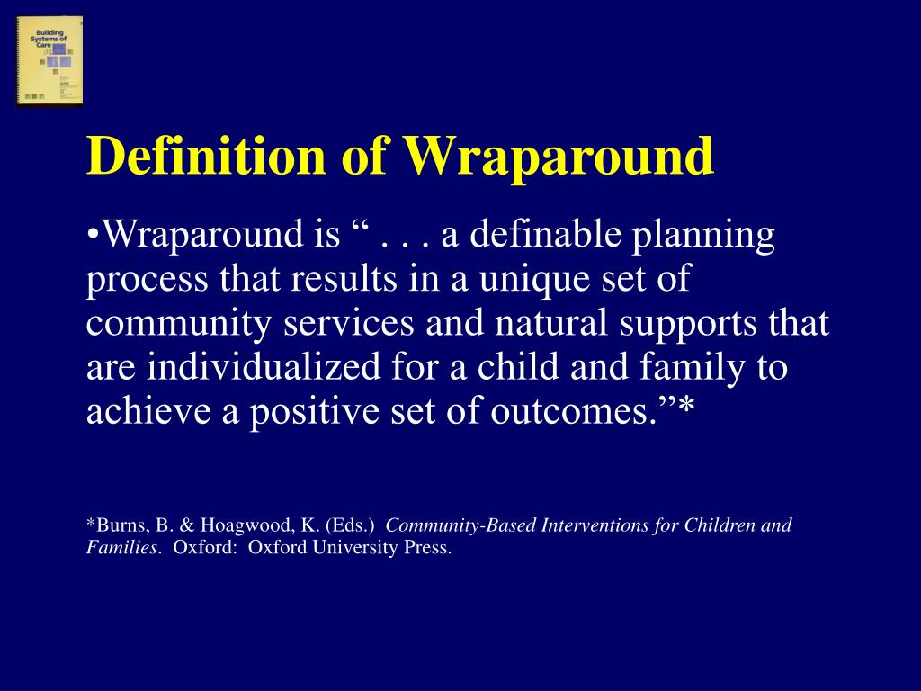 Definition of Wraparound
