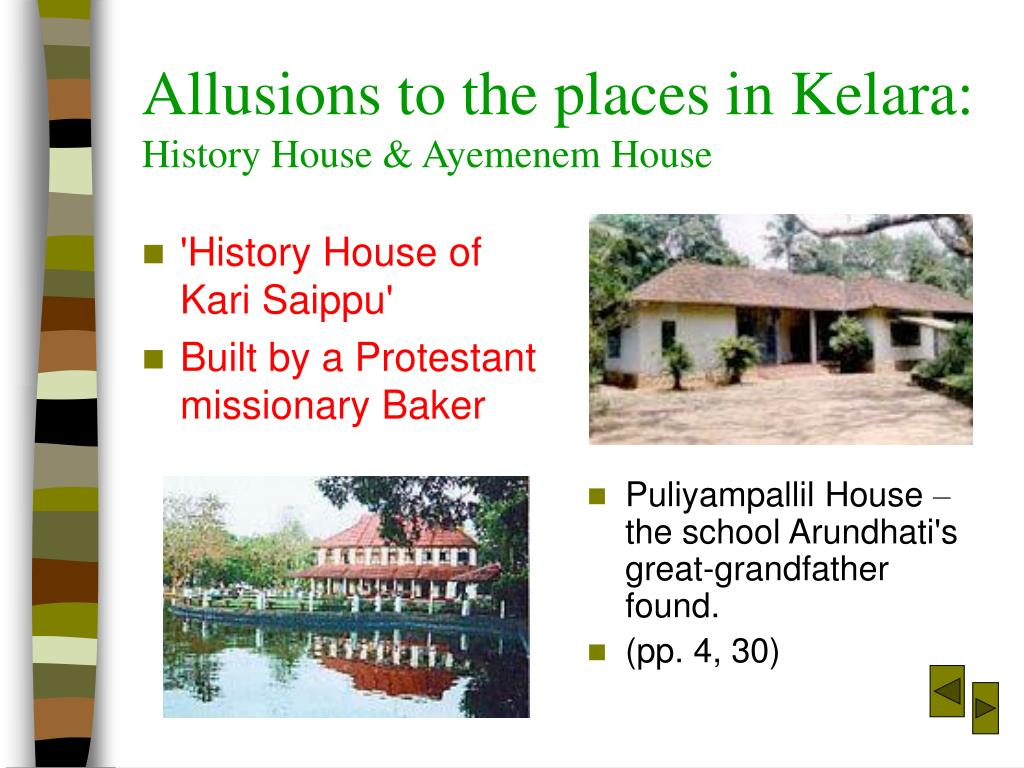 'History House of Kari Saippu'