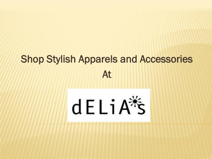 shop stylish apparels and accessories at n.