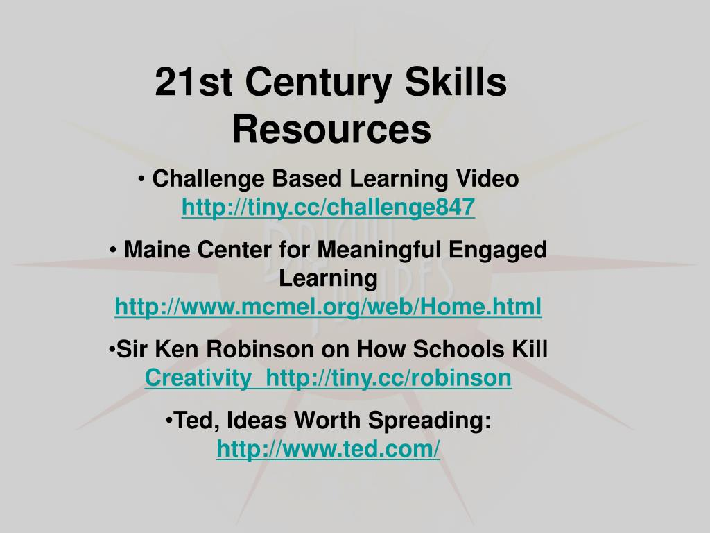 21st Century Skills Resources