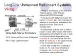 long life unmanned redundant systems viking