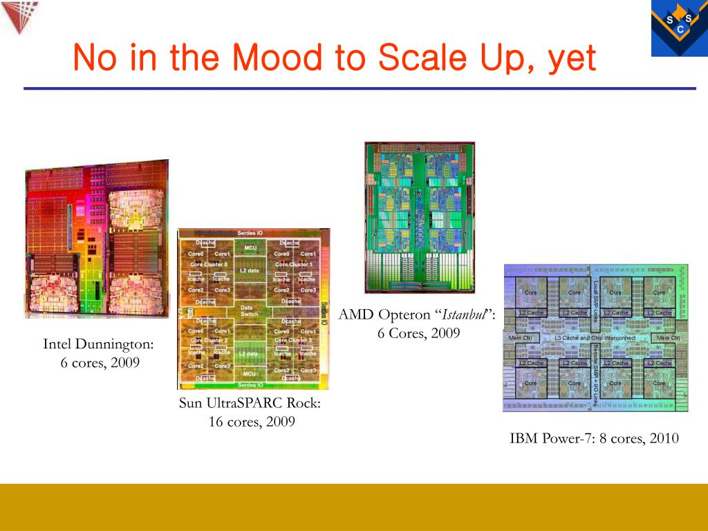 No in the Mood to Scale Up, yet