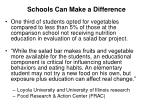 schools can make a difference8