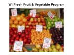 wi fresh fruit vegetable program