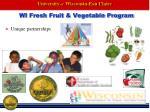wi fresh fruit vegetable program
