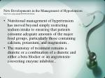 new developments in the management of hypertension http www aafp org afp 20030901 853 html
