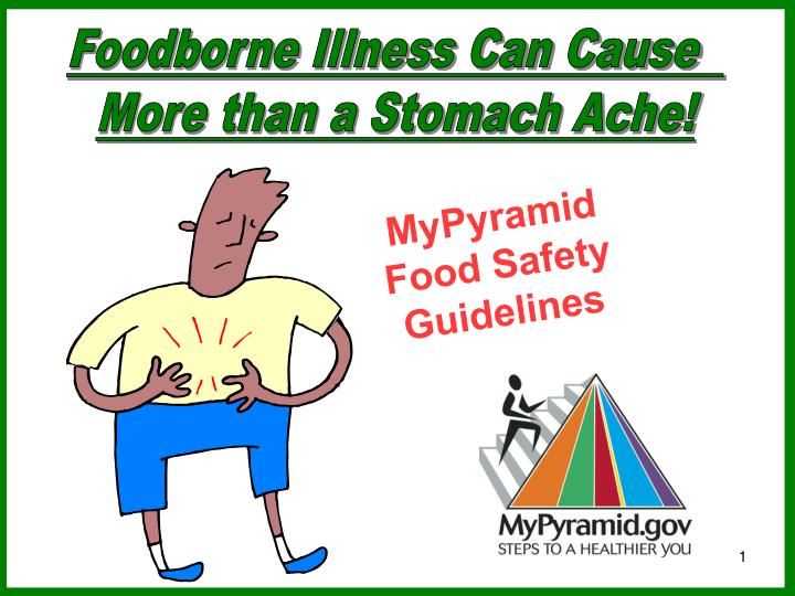 Foodborne Illness Can Cause